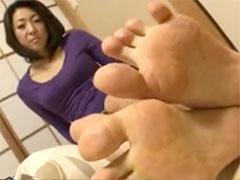 足指フェチ