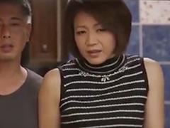 妻の母とセックス
